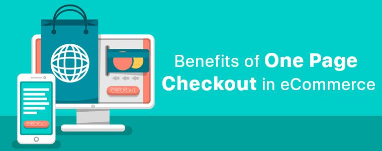 Benefícios do check-out em uma página no comércio eletrônico