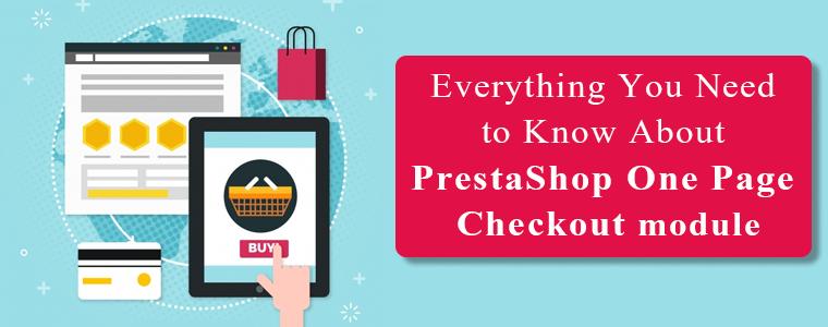 Complemento PrestaShop One Page Checkout de Knowband