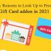 Prestashop Gift Card