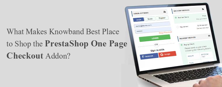 Complemento de pago de una página de PrestaShop