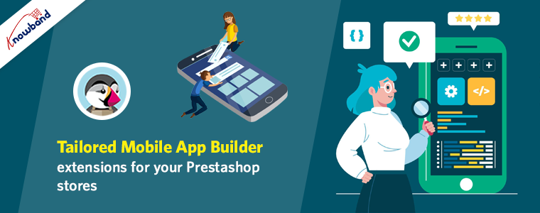 PrestaShop Mobile App Builder