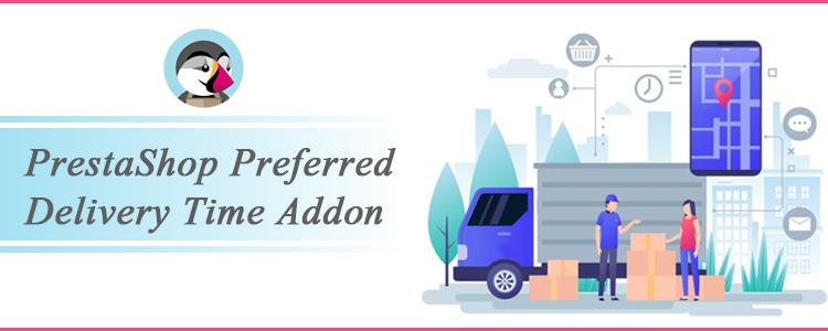 PrestaShop-Preferred-Delivery-Time-Addon