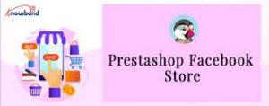 Prestashop FB Store