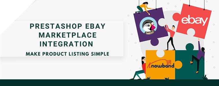 integração restashop eBay Marketplace Simplifique a lista de produtos