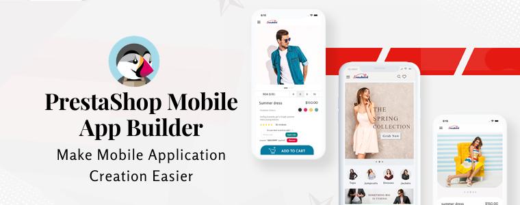 PrestaShop Mobile App Builder - Facilita a criação de aplicativos móveis