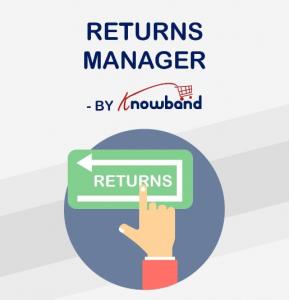 Prestashop return manager