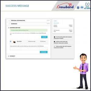 How does PrestaShop preferred delivery time addon affect customer engagement?