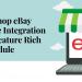 PrestaShop eBay Marketplace Integration Module- feature rich module
