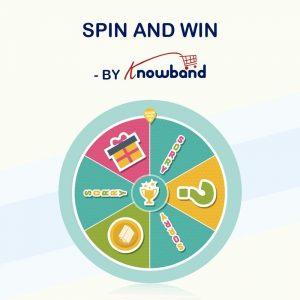 Prestashop Spin and Win Addon